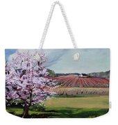 Niagara Vineyards Spring Weekender Tote Bag