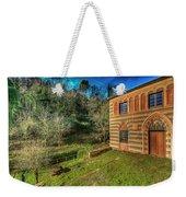 Niasca Hermitage IIi Portofino Park Passeggiate A Levante Weekender Tote Bag