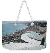 Nice By The Sea. Weekender Tote Bag