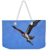 Nice Catch Weekender Tote Bag