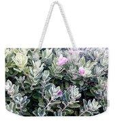 Nice Flowers  Weekender Tote Bag