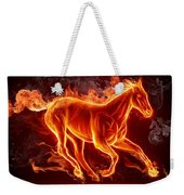 Nice Horse 3d Weekender Tote Bag