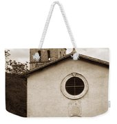 Nice Old Church For Wedding Weekender Tote Bag