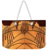 Nice Set Of Pipes Weekender Tote Bag