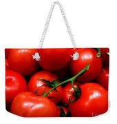 Nice Tomatoes Baby Weekender Tote Bag