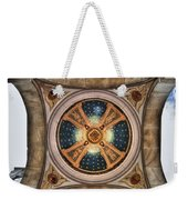 Niche Inlay At Our Lady Of Victory Weekender Tote Bag