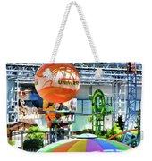 Nickelodeon Universe Indoor Amusement Park Weekender Tote Bag