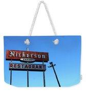 Nickerson Farms Weekender Tote Bag