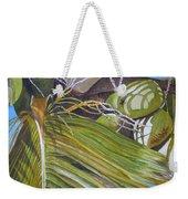 Nick's Coconuts Weekender Tote Bag