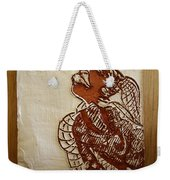 Nicole - Tile Weekender Tote Bag