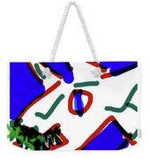 Nietzsche Poster Weekender Tote Bag