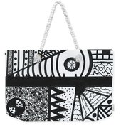Night And Day 3 Weekender Tote Bag