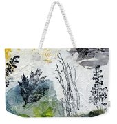Night And Day In The Forest Weekender Tote Bag