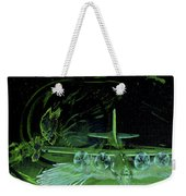 Night Angels Weekender Tote Bag