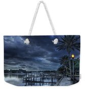 Night At The Bayou Weekender Tote Bag