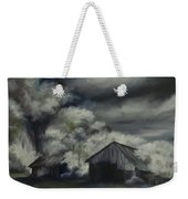 Night Barn Weekender Tote Bag