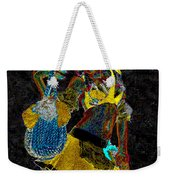 Night Beauty Weekender Tote Bag