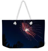 Night Bloom Weekender Tote Bag