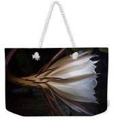 Night Blooming Cereus Weekender Tote Bag