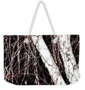 Night Branches Weekender Tote Bag