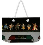 Night Club Bebotero  Weekender Tote Bag