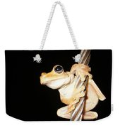 Night Frog Weekender Tote Bag