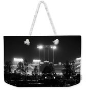 Night Game Weekender Tote Bag