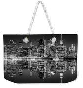 Night Grooves Weekender Tote Bag