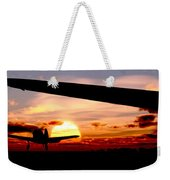 Night Hawks Weekender Tote Bag