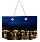 Night In Amboise Weekender Tote Bag