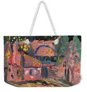 Night Landscape Weekender Tote Bag
