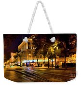Night Moods San Jose Ca  Weekender Tote Bag