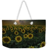 Night Of A Billion Suns Weekender Tote Bag