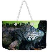 Night Of The Iguana Weekender Tote Bag