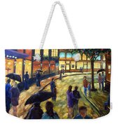 Night On The Town Weekender Tote Bag