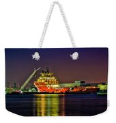 Night Overhaul Weekender Tote Bag