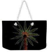 Night Palm Weekender Tote Bag