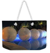 Night Reflections Weekender Tote Bag by Shane Bechler