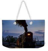 Night Rider Weekender Tote Bag