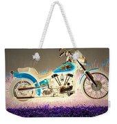 Night Rider Weekender Tote Bag