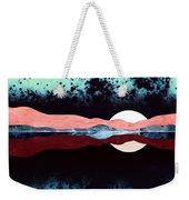 Night Sky Reflection Weekender Tote Bag