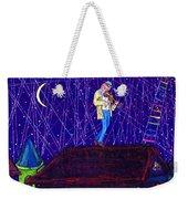 Night Song  Weekender Tote Bag