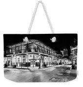Night Time In The City Of New Orleans I Weekender Tote Bag