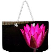 Night Time Lily Monet Weekender Tote Bag
