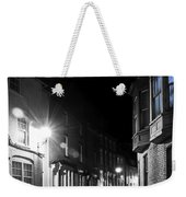 Night Time Weekender Tote Bag