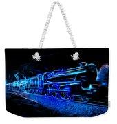 Night Train To Romance Weekender Tote Bag by Aaron Berg