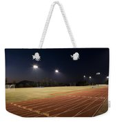 Night Training Weekender Tote Bag