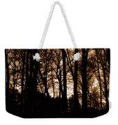 Night Trees Weekender Tote Bag
