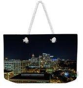Night View  Weekender Tote Bag