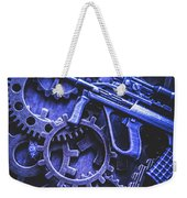 Night Watch Gears Weekender Tote Bag